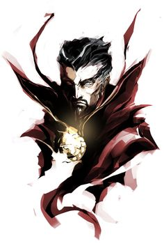 Dr. Strange by naratani on DeviantArt