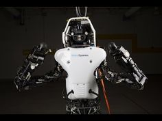 DARPA's Incredible Humanoid Robot Can Now Walk On Its Own Two Feet, No Support Required