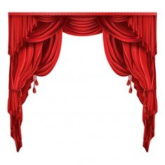 Theater stage red curtains realistic vector Studio Background Images, Poster Background Design, Background For Photography, Background Banner, Stage Curtains, Blue Curtains, Theatre Stage, Theater, Theatre Design
