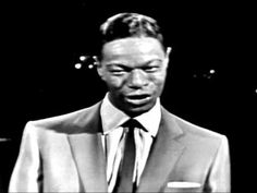 My all time favorite Nat King Cole song, and one of my all time favorite songs.  ▶ Nat 'King' Cole - Stardust - YouTube