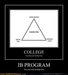 Give me any info on the IB program you can?