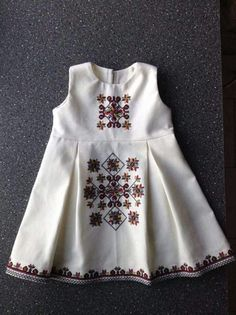 Перед Ukrainian embroidery