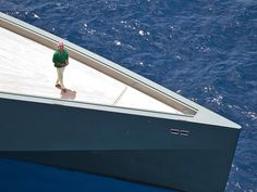 In a partnership with Hermes, Wally has devised this radical mega yacht concept.