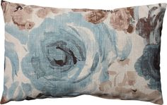 Andora Robins Egg Cotton Lumbar Pillow