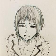 Tokyo Ghoul :re - Mutsuki Tooru