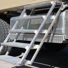 ALU-STAR Expeditions- und Fernreisemobile - Technische Informationen Truck Bed Slide, Slide In Camper, Build A Camper, Diy Camper, Overland Truck, Overland Trailer, Expedition Vehicle, Jeep Truck, Truck Camper