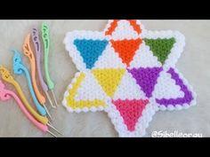 Eminem, Friendship Bracelets, Knitting, Handmade, Youtube, Crocheted Flowers, Rugs, Pot Holders, Tejidos