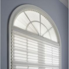 You don't have to spend a fortune on your arch window shade. An economical shade (made from real fabric) that you have been waiting for.