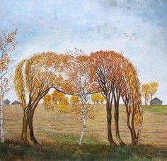 Horse tree!