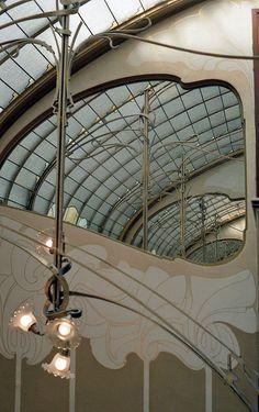 Victor Horta Museum. Belgium.
