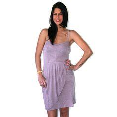 Volcom - Air Bite Sea Fog Purple Juniors Dress