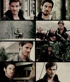 Just Killian... (do I really need to say more?) <--- no, no you really don't