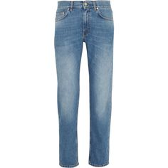 Acne Studios Boy faded mid-rise boyfriend jeans ($290) ❤ liked on Polyvore featuring jeans, pants, light blue, blue jeans, relaxed boyfriend jeans, acne studios, relaxed fit straight leg jeans и relaxed fit jeans