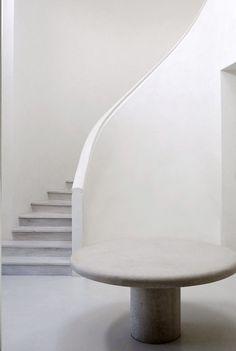Axel Vervoordt Company Architecture Design, Classical Architecture, Minimalist Interior, Minimalist Home, Axel Vervoordt, Hotel Concept, Tadelakt, Contemporary Interior Design, Interior Inspiration
