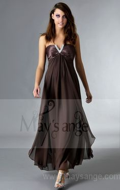Robe soiree mariage automne