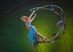 Marie-Michelle Faber in Amaluna - Cirque du Soleil