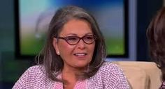roseanne barr's glasses - Google Search Roseanne Barr, Going Gray, Hair Makeup, Glasses, Grey, Unique, Google Search, Blog, Fashion