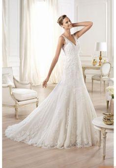 Свадебные платья Pronovias Onija 2014