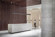 100+ Modern Reception Desks Design Inspiration - Page 2 of 10 - The Architects Diary