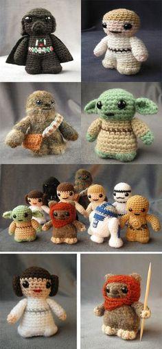 Millennium falcon, c3p0, r2d2, yoda, ewok, Chewie, han, darth Vader, Luke, leia, at-at, Death Star, storm trooper, tie fighter, bb8, Rey, xwing, boba fett