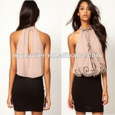 double button closure high neck scalloped hem homecoming dresses under $50