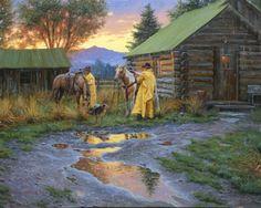Wet Work by Mark Keathey