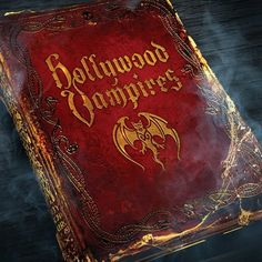 Hollywood Vampires - Hollywood Vampires on 2LP
