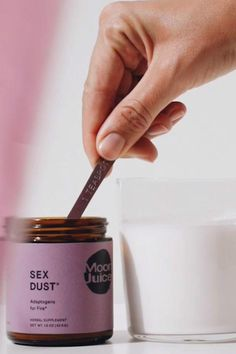 Sex Dust! 🔥 A stimulating adaptogenic blend that targets stress to support healthy hormonal balance, mood & libido. 1 tsp in ☕, 🥛, or smoothies. Health And Nutrition, Health And Wellness, Health And Beauty, Health Fitness, Healthy Drinks, Healthy Tips, Vitamins For Women, Natural Healing, Health Remedies