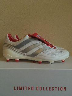 new arrival e6e5e 4eb4f Advertisement(eBay) Adidas Predator Precision Remake Cleats David Beckham  Size 10 Limited
