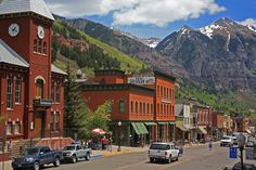 The Rocky Mountain state is home of some of America's most spectacular mountain towns.