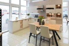 Otvorili sme nové kuchynské štúdio v Podunajských Biskupiciach. Table, Furniture, Home Decor, Decoration Home, Room Decor, Tables, Home Furnishings, Home Interior Design, Desk