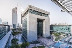Dubai's DIFC breaks ground on new $55.8m office building - ArabianBusiness.com