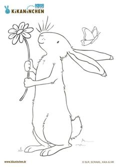 KiKANiNCHEN - Petit lapin brun - KiKANiNCHEN – Petit lapin brun Vous êtes à la bonne adresse pour diy face mask sewing pattern wi - Happy Easter, Easter Bunny, Lapin Art, Rabbit Art, Rabbit Crafts, Victorian Dollhouse, Happy Paintings, Window Art, Chalk Art