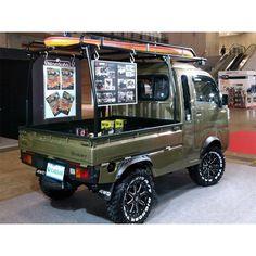 New Small Luxury Cars – Auto Wizard Mini 4x4, Vw T3 Doka, Suzuki Carry, Jimny Suzuki, Kei Car, Offroader, Truck Mods, Cool Vans, Mini Trucks