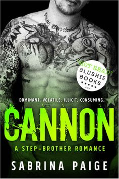 Cannon - 03 A Step Brothr Romance - Sabrina Paige - a.r. 3.95 - Published June 1st 2015