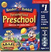 Reader Rabbit Personalized Preschool Deluxe