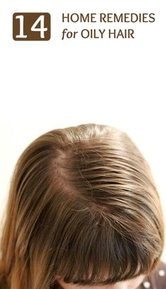 In order to get rid of oily hair you need to keep the scalp clean. However, shampooing daily is not always a good idea. Chemicals in some shampoos can further aggravate the problem. Fortunately, there are several home remedies you can use to keep the grease in check and keep your hair looking fresh for days. Here are 14 Home Remedies for Oily Hair - Selfcarers