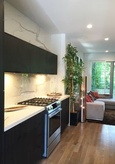 We visited Serenbe and Atlanta, Georgia to check out the modern residential houses on the MA! Design is Human architecture tours for Modern Architecture House, Modern House Design, Modern Houses, Modern Condo Decorating, Atlanta, House Plans And More, Modern Farmhouse Exterior, Tiny House Living, Living Room