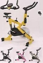 SO Makoto Commercial Style Upright Indoor Exercise Cycling Bike Discontinued Sorry, the manufacturer is out of business.See More GreatExercise Equipment!Product: Makoto Commercial Home Exercise Equipment Upright Bike with 40 lb Fly Whe Bicycle Workout, Bicycle Exercise, Lifetime Tables, Kodiak Canvas, Upright Bike, Basketball Systems, Canvas Tent, Fitness Tracker, Fitness Tips