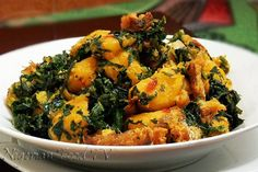 Nigerian plantain porridge by Nigerian Food tv