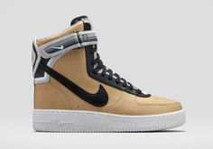 rt air force 1 wheat 1 Nike Air Force 1 RT Beige   Release Date