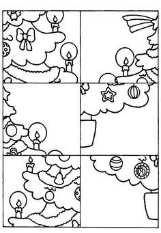 kerstboompuzzel