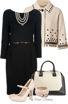 """""""Gucci LBD"""" by madamedeveria ❤ liked on Polyvore"""