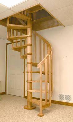 spiral staircase to basement top view ile ilgili görsel sonucu