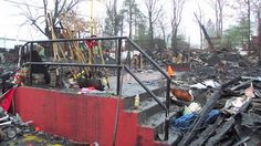 Station Nightclub Fire that killed 100 people and injured hundreds more in West Warwick, Rhode Island.