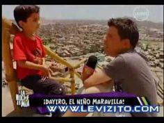 Dayiro: El Niño Maravilla [28/02/11] La Noche Es Mia