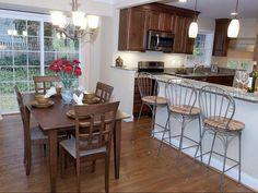 Kitchen Designs For Split Level Homes Split Level Kitchen Remodel Pictures 700x525