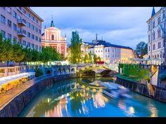 Ljubljana Walking Tour | Slovenia