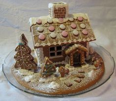 Gingerbreadhouse by   By karaimame
