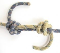 Quick And Dirty Knot Tying MAY 17, 2013